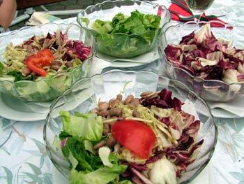 Anderlic Maribor salads