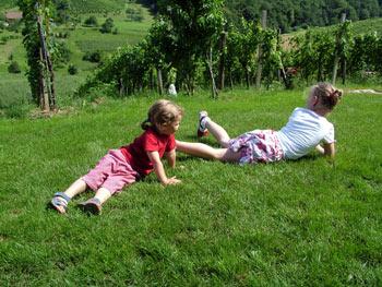 Tourist farm Bracko kids