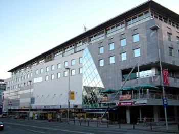 Maribor City shopping mall