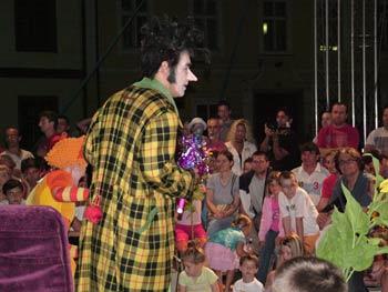 Festival Lent street theater 1