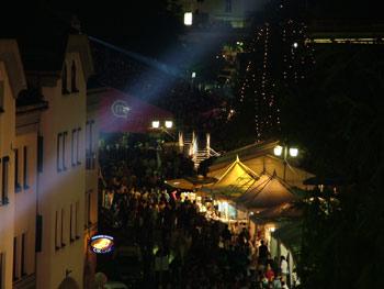Festival Lent promenade