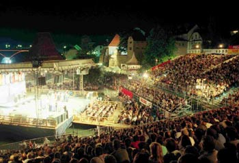 Festival Lent main stage