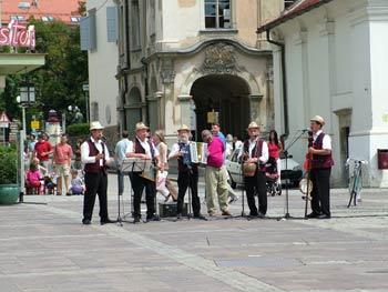 Festival Lent musicians