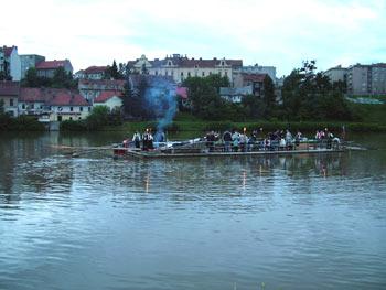 Festival Lent river Drava