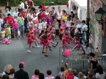 Festival Lent kids dance