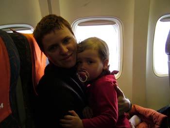 Flying with EasyJet to Ljubljana