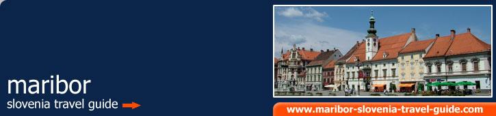 Maribor Slovenia travel guide logo