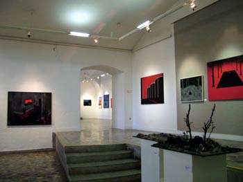 The Maribor Art Gallery - exhibition