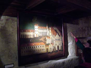 The Maribor Castle-art collection