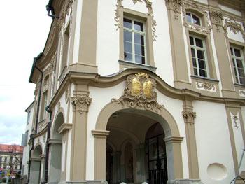 Maribor castle - west wing