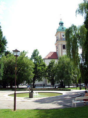 Maribor cultural guide - Cathedral