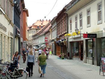 Gosposka street Maribor