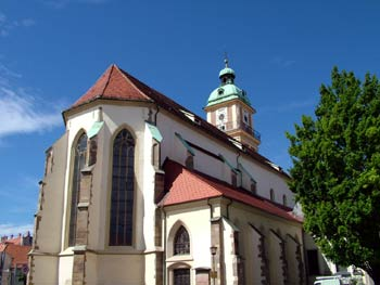Maribor city guide - cathedral