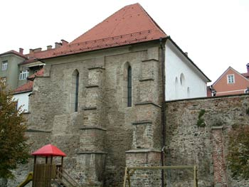 Maribor city guide - Synagogue