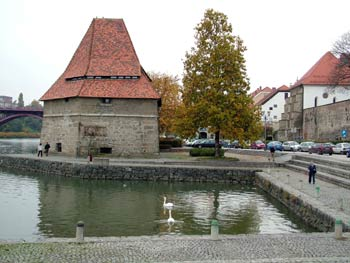 Maribor city guide - Water tower