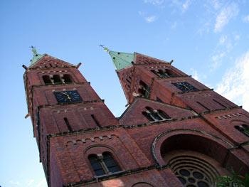 Franciscan church in Maribor