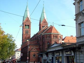 Maribor Franciscan church