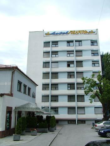 Hotel Piramida 1