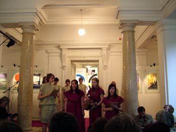 Maribor National Liberation Museum-performance