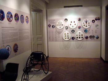 Maribor National Liberation Museum - Olympic medals