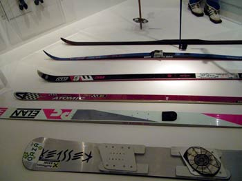 Maribor National Liberation Museum - alpine ski