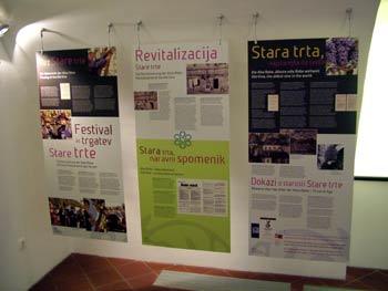 The Old Vine House Maribor-history