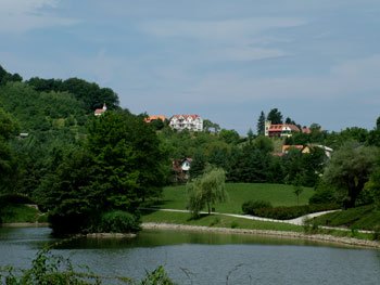 Favorite place - Maribor city park 6