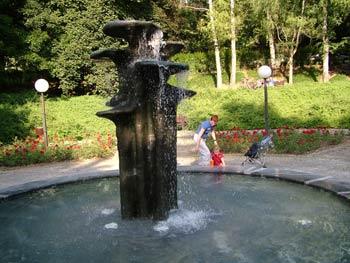 Favorite place - Maribor city park 9