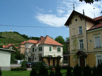 Maribor villas in the north