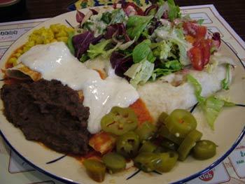 Restaurant Takos - Taquitos de atun