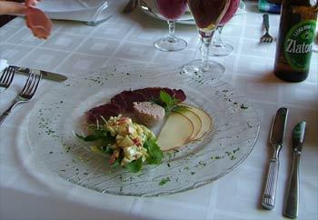 Restaurant Veronika - starter