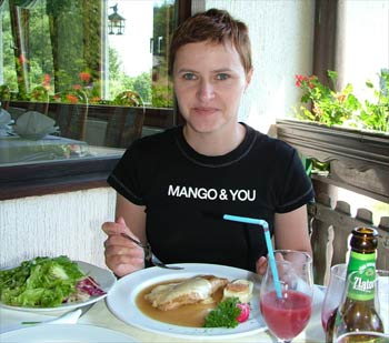 Restaurant Veronika - main course