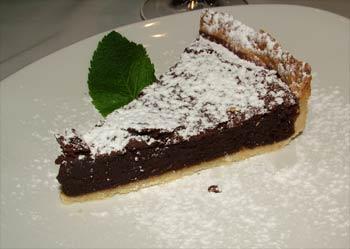 Restaurant Rozmarin - chocolate cake