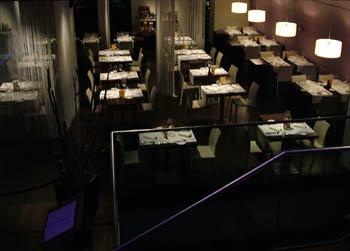 Restaurant Rozmarin - interior
