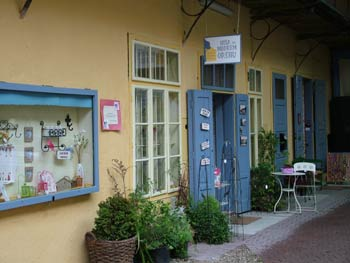 Cute little shop in Maribor