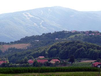 Maribor tourist farms - views