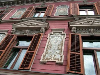 Maribor medieval building