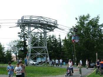 Pohorje cable car