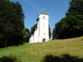 Pohorje Bolfenk church
