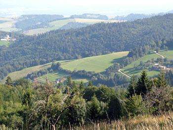 Pohorje farm tourism area