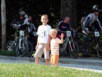 Pohorje mountain bikers