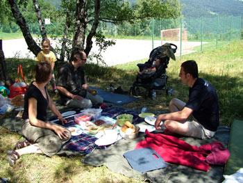 Pohorje picnic