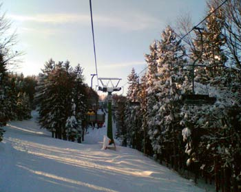 Pohorje ski lifts