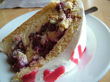 Pohorska kavarna cake
