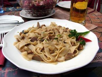 Restaurant Sarika pasta