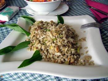 Restaurant Villa Rustica barley