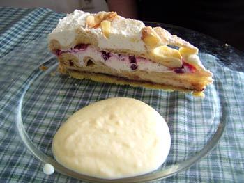 Restaurant Villa Rustica cake