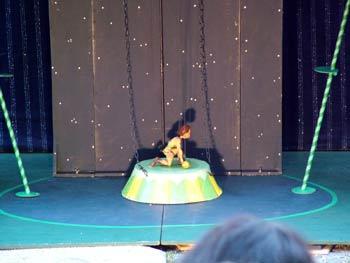 Marionettes in Gran Circo de Liliput.