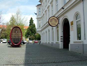 Maribor - Vinag wine cellar