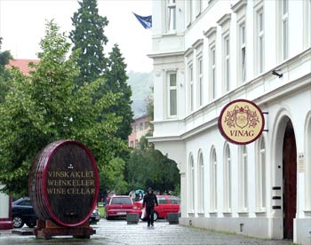 Favorite route - Vinag wine cellar 1